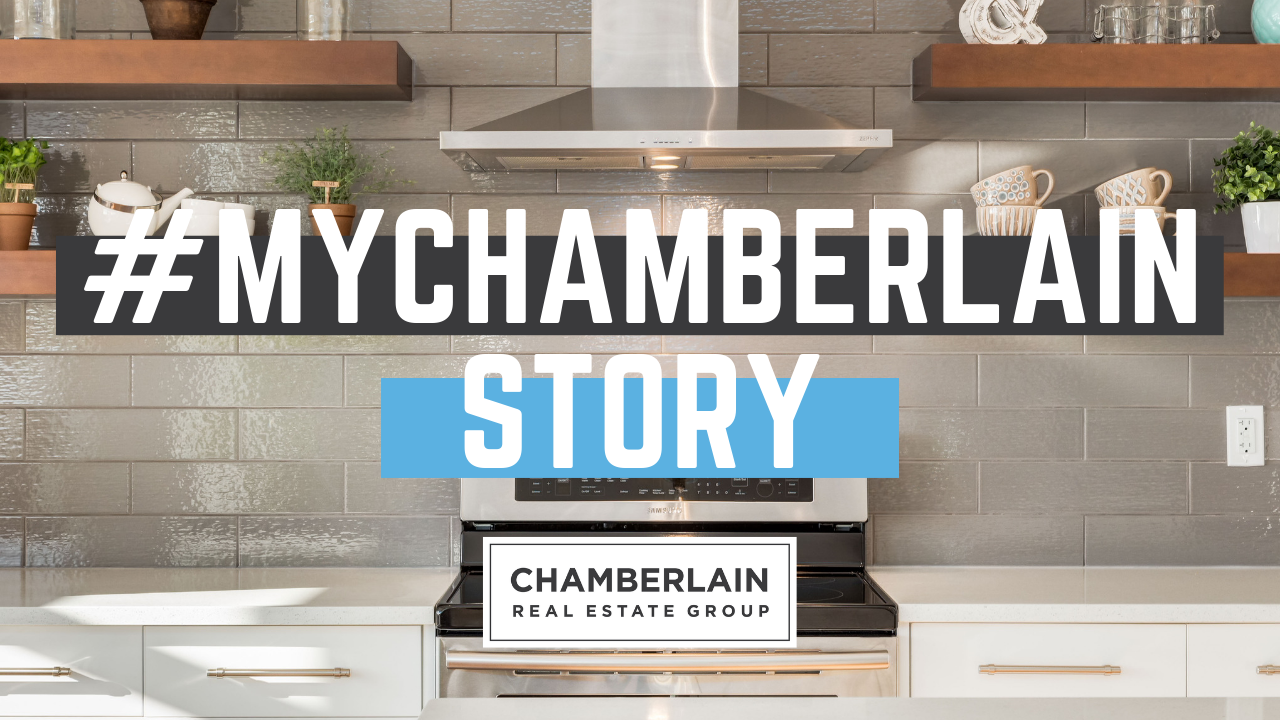 Chamberlain Real Estate Group Testimnoials My Chamberlain Story