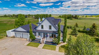 Acreages for sale near Calgary