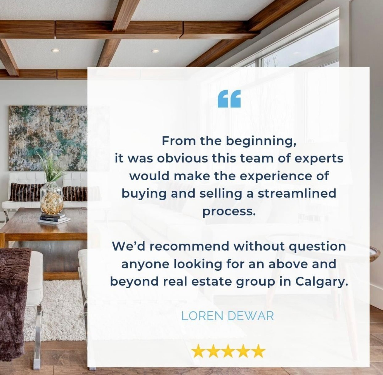 calgary real estate agent review